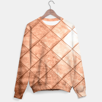 Thumbnail image of Rose Gold Crush Sweater, Live Heroes