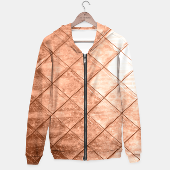 Thumbnail image of Rose Gold Crush Hoodie, Live Heroes