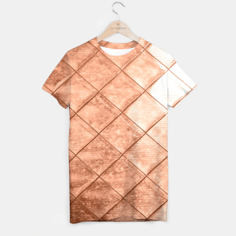Thumbnail image of Rose Gold Crush T-shirt, Live Heroes