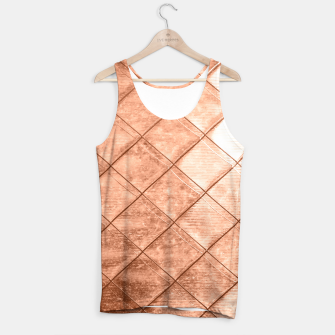 Thumbnail image of Rose Gold Crush Tank Top, Live Heroes