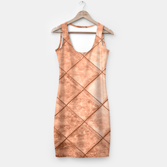 Thumbnail image of Rose Gold Crush Simple Dress, Live Heroes
