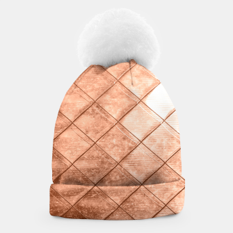 Thumbnail image of Rose Gold Crush Beanie, Live Heroes