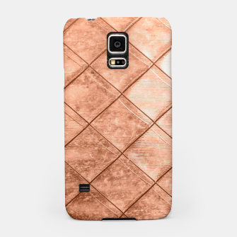 Thumbnail image of Rose Gold Crush Samsung Case, Live Heroes