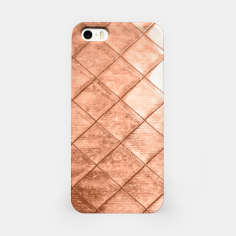 Thumbnail image of Rose Gold Crush iPhone Case, Live Heroes