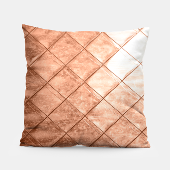 Thumbnail image of Rose Gold Crush Pillow, Live Heroes
