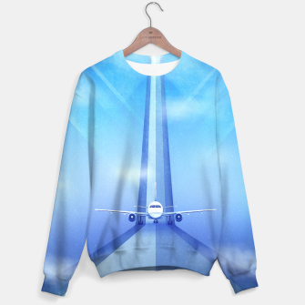 Thumbnail image of Destination Dreamland Sweatshirt, Live Heroes