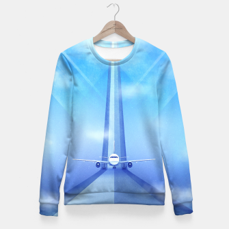 Thumbnail image of Destination Dreamland Taillierte Sweatshirt, Live Heroes