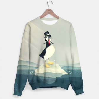 Thumbnail image of Lord Puffin Sweatshirt, Live Heroes
