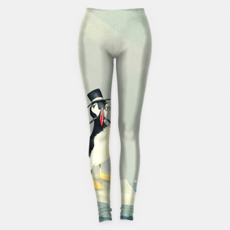 Lord Puffin Leggings Bild der Miniatur