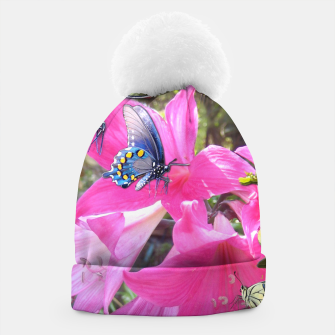 Thumbnail image of Amaryllis Party Beanie, Live Heroes