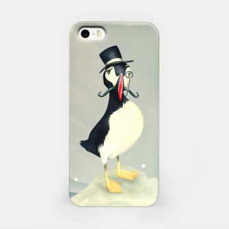 Lord Puffin iPhone-Hülle Bild der Miniatur