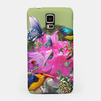 Thumbnail image of Amaryllis Party Samsung Case, Live Heroes