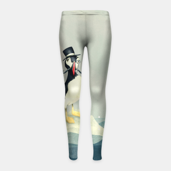 Thumbnail image of Lord Puffin Kinder-Leggins, Live Heroes
