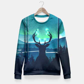 Thumbnail image of Keeper of the Light Taillierte Sweatshirt, Live Heroes