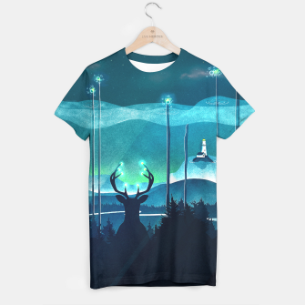 Thumbnail image of Keeper of the Light T-Shirt, Live Heroes