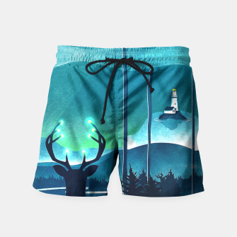Miniatur Keeper of the Light Badeshorts, Live Heroes