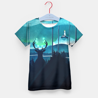 Miniatur Keeper of the Light T-Shirt für Kinder, Live Heroes