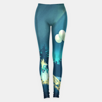 Thumbnail image of What  the Hegg?! Leggings, Live Heroes