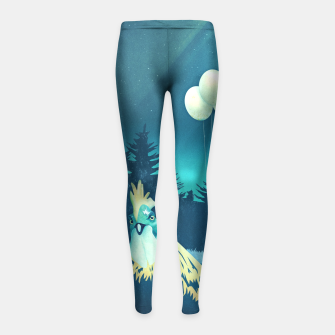 Thumbnail image of What  the Hegg?! Kinder-Leggins, Live Heroes