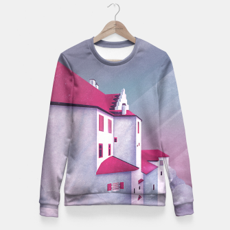 Thumbnail image of Dreamcatcher Taillierte Sweatshirt, Live Heroes