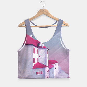 Thumbnail image of Dreamcatcher Crop Top, Live Heroes