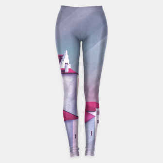 Dreamcatcher Leggings Bild der Miniatur