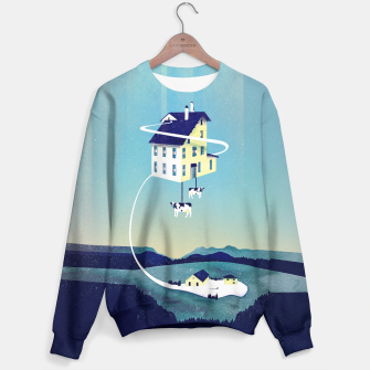 Thumbnail image of Holy Cow Sweatshirt, Live Heroes