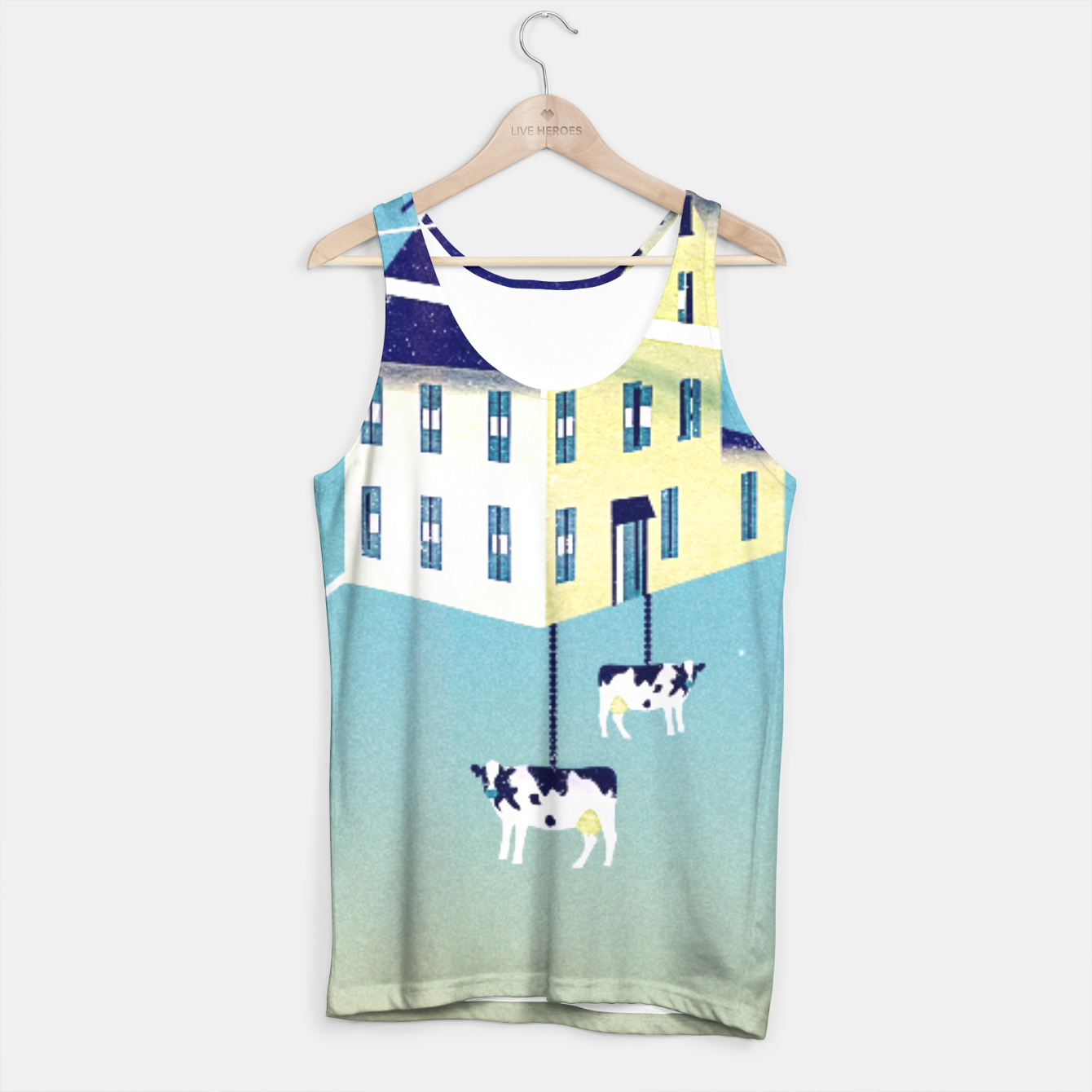Image of Holy Cow Muskelshirt  - Live Heroes