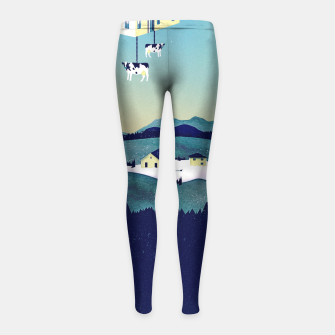Holy Cow Kinder-Leggins thumbnail image