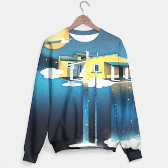 Miniatur Castle in Heaven Sweatshirt, Live Heroes
