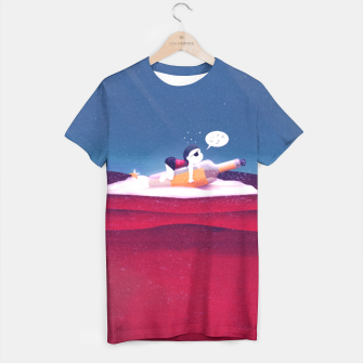 Message on a Bottle T-Shirt thumbnail image