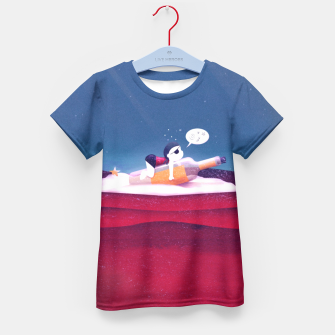 Message on a Bottle T-Shirt für Kinder thumbnail image
