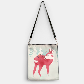 Oh deer, what the bug?! Handtasche thumbnail image