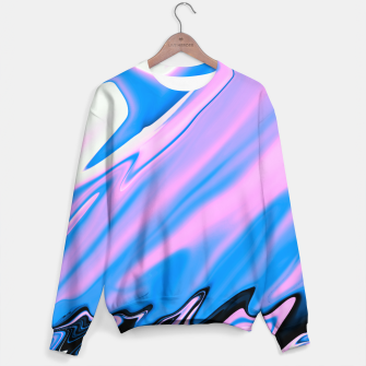 Thumbnail image of Pink Matter Sweater, Live Heroes