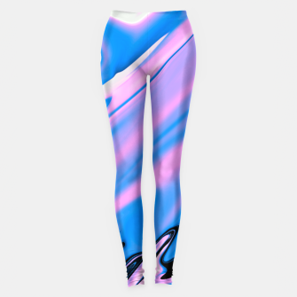 Thumbnail image of Pink Matter Leggings, Live Heroes