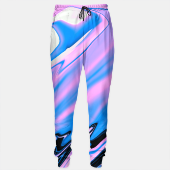 Thumbnail image of Pink Matter Sweatpants, Live Heroes