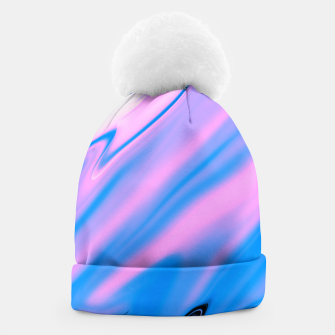 Thumbnail image of Pink Matter Beanie, Live Heroes