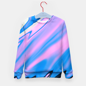 Thumbnail image of Pink Matter Kid's Sweater, Live Heroes