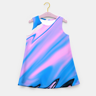 Thumbnail image of Pink Matter Girl's Summer Dress, Live Heroes