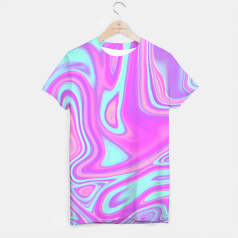 Thumbnail image of Pastel Water T-shirt, Live Heroes