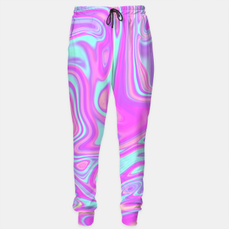 Thumbnail image of Pastel Water Sweatpants, Live Heroes