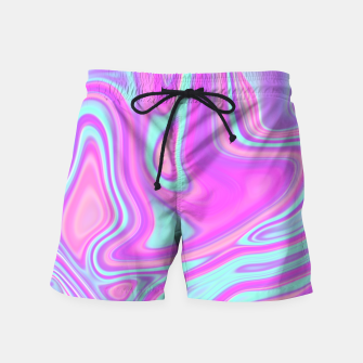 Thumbnail image of Pastel Water Swim Shorts, Live Heroes