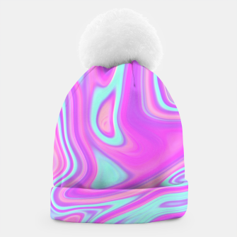 Thumbnail image of Pastel Water Beanie, Live Heroes