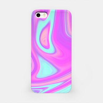 Thumbnail image of Pastel Water iPhone Case, Live Heroes