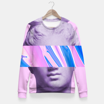 Thumbnail image of Gorgeous Fitted Waist Sweater, Live Heroes