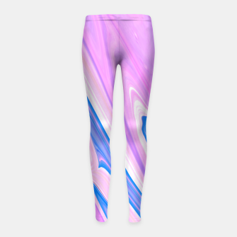 Thumbnail image of Mix 004 Girl's Leggings, Live Heroes