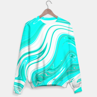 Thumbnail image of LightGreenishBlue Sweater, Live Heroes