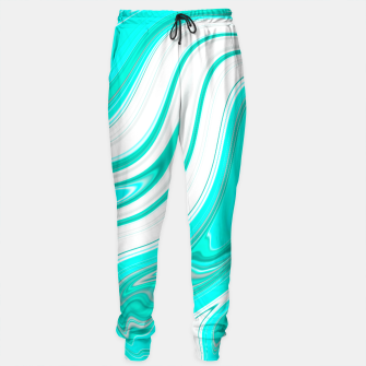 Thumbnail image of LightGreenishBlue Sweatpants, Live Heroes