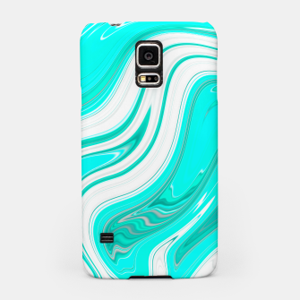 Thumbnail image of LightGreenishBlue Samsung Case, Live Heroes