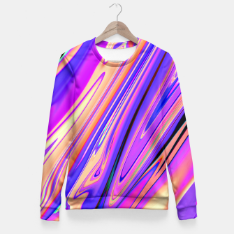 Thumbnail image of Journey Fitted Waist Sweater, Live Heroes